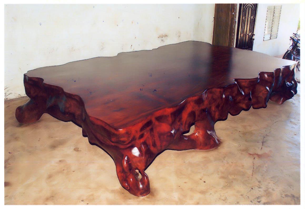 Tủ bếp gỗ óc chó - thêm sự lựa chọn mới