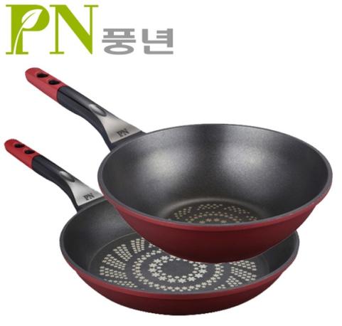 Chảo Từ Nông Lòng Và Sâu Lòng PN Hàn Quốc